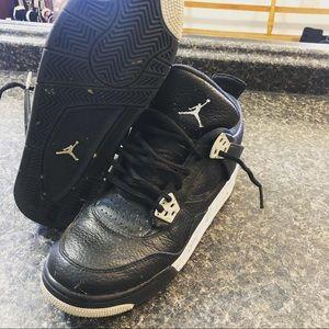 Air Jordan 4 Retro Oreo BG